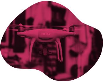DRONE NA ESCOLA