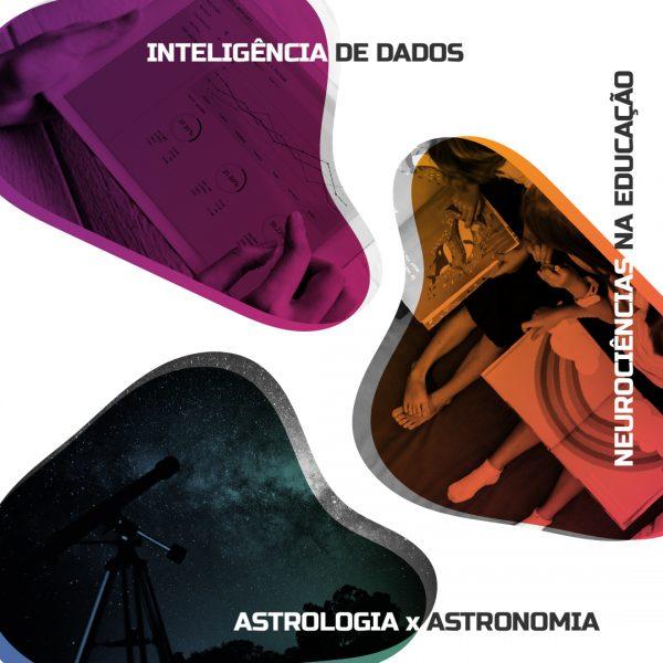 ESCOLA DE PROFESSORES INQUIETOS OFERECE PALESTRAS GRATUITAS