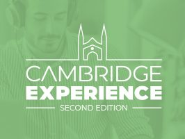 CAMBRIDGE EXPERIENCE ACONTECE EM 26 DE SETEMBRO