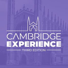 TERCEIRA EDIÇÃO DO CAMBRIDGE EXPERIENCE ACONTECE EM 22/05